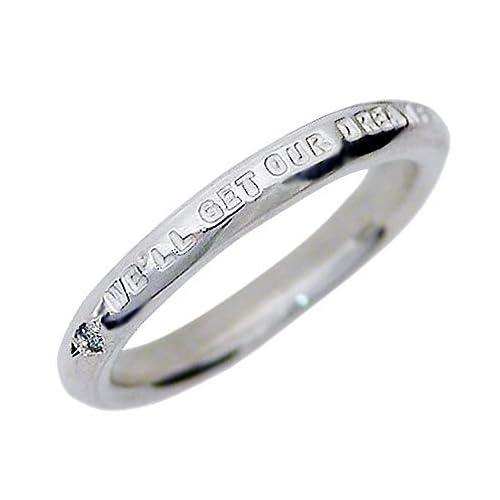 PMR ピーエムアール シルバー ダイヤモンド リング 指輪