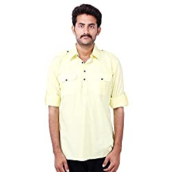 FBBIC Men's Casual Wear Exclusive Cotton Kurta