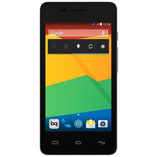 BQ Aquaris E4 - Smartphone libre Android (pantalla 4