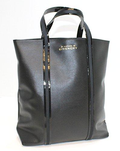 givenchy-parfums-negro-piel-sintetica-bolso-bolsa-de-la-compra-bolsa-2-asas-de-transporte