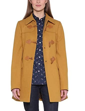 Tommy Hilfiger Hester Duffle - Veste Sportswear - Uni - Femme - Jaune (Woodthrush) - XS