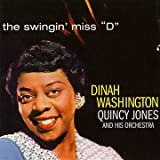 echange, troc Dinah Washington - The swingin' miss d (1956)