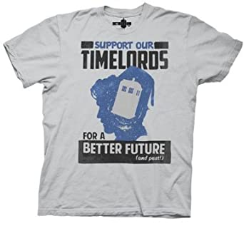 support our time lords