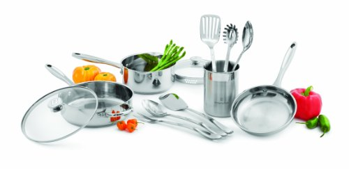 Wolfgang Puck 12-Piece Cookware Set