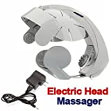 Electric Head Massager Brain Massage Relax Acupuncture Points by Youngstore