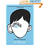 R. J. Palacio (Author)   149 days in the top 100  (4542)  Download:   $7.99