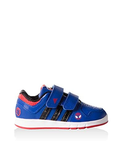 adidas Zapatillas Lk Spider-Man Cf I Azul Índigo