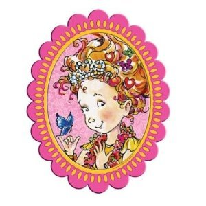 Fancy Nancy Cameo Butterflies Portrait Puzzle by Briarpatch (BPA61203-B)