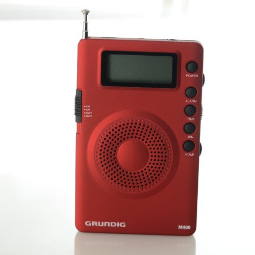 grundig mini gm400 super compact am fm shortwave radio. Black Bedroom Furniture Sets. Home Design Ideas