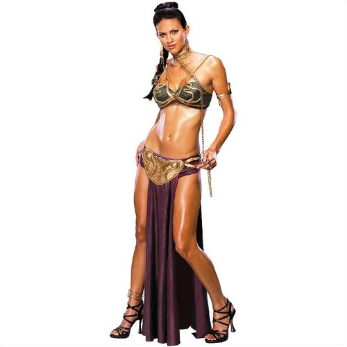Sexy Princess Leia Slave Costume