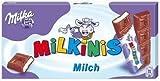 Milka Milkinis 3.08 oz Chocolate Bars (Pack of 3) by N/A