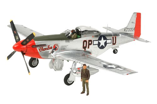 TAMIYA Aircraft Kit 1:32 25151 P-51D Mustang metal plated Ltd Ed