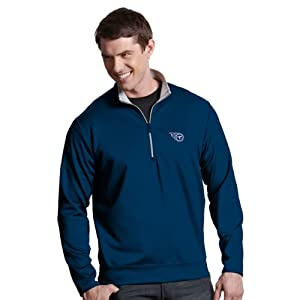 NFL Tennessee Titans Mens Leader Pullover by Antigua
