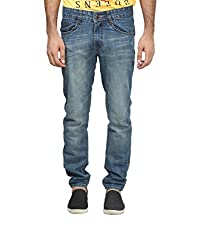 Trendy Trotters Mens Denim Jeans (Ttj1Lnl-G30 _Green _30)