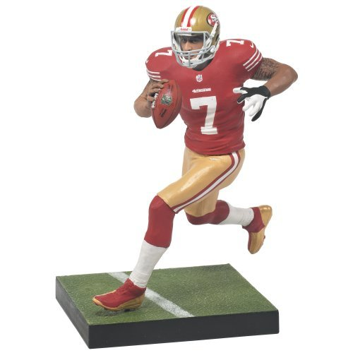 McFarlane Toys NFL Series 33 Colin Kaepernick Figure by Unknown
