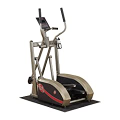 Buy Best Fitness E1 Elliptical Trainer by Body Solid by Best Fitness