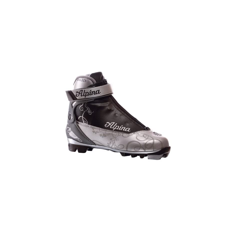 Alpina Womens Eve 30T Nordic Cross Country Ski Boots for NNN Bindings