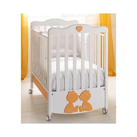 Baby Expert Primo Amore - linea Swarovski Bianco/Arancio