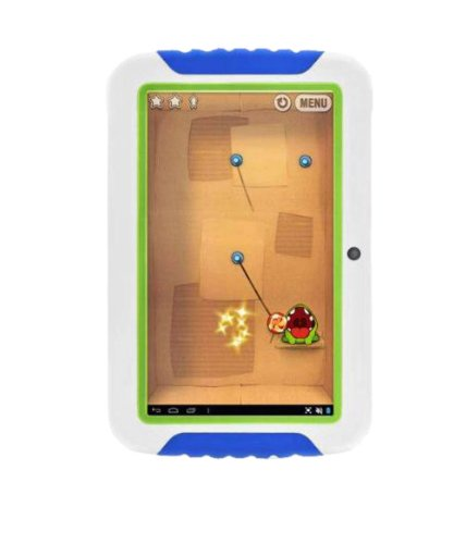 FTABCB 7-Inch 4GB Fun Tab Touchscreen Kids Tablet with Android 4.0