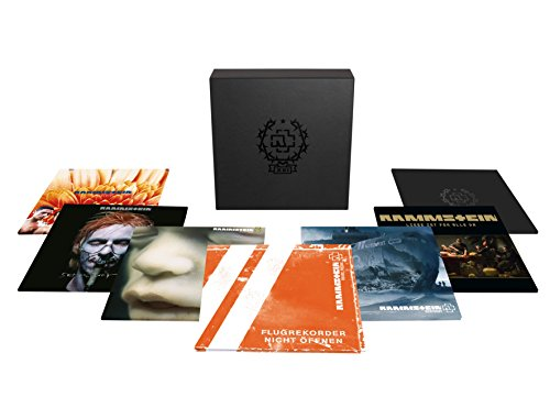 Rammstein - Xxi - The Vinyl Box Set [14 Lp][box Set] - Zortam Music