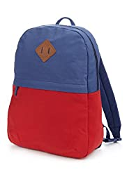 Pure Cotton Colour Block Rucksack