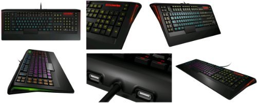 Steelseries Gaming Keyboard Steelseries Keyboard Apex Rgb