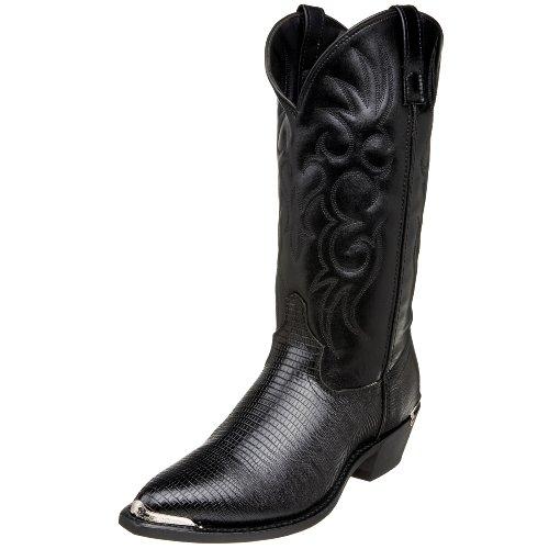 Laredo Men'S Atlanta Western Boot,Black,12 D Us