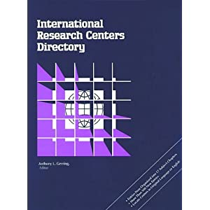 International Research Centers Directory Matthew Miskelly