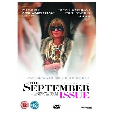 The September Issue (DVD)