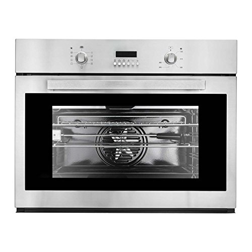 Cosmo COV-309D Stainless Steel Electric Wall Oven (Small Built In Oven compare prices)
