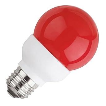 Osram Sylvania G19 1w Red LED Bulb