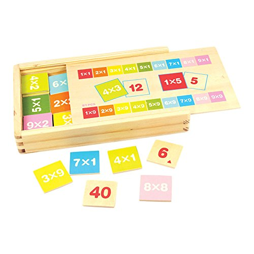 Bigjigs Toys BJ538 Times Table Box