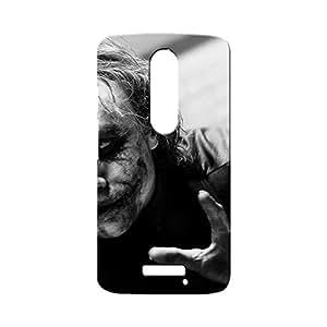 BLUEDIO Designer Printed Back case cover for Motorola Moto X3 (3rd Generation) - G1666