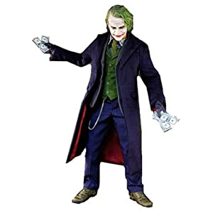 DC Comics Batman Dark Knight - The Joker 1/6 Scale: Amazon ...