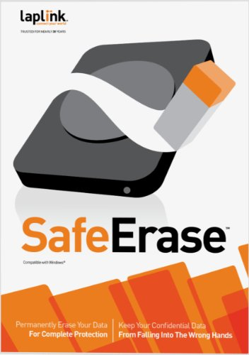 Laplink SafeErase 6.0 - 64 Bit [Download] (Apps For Laptops Windows 8 compare prices)