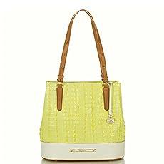 Hudson Bucket Bag<br>Limelight La Scala Color Block