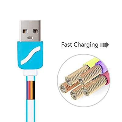 Retractable 4 in 1 Multifunctional Universal USB Charger Cable for iPhone 6s/6s Plus/5/5S/4S/4, iPad 3 / Mini / Pro, Samsung, HTC, Motorola, Nexus, LG, Android by surpass Tech