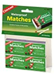 Coghlans 940BP Waterproof Matches, 4-...