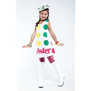 Twister costume for kids!