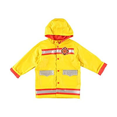 Wippette 'Department Gear' Rain Jacket (Sizes 2T - 4T)