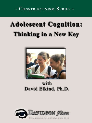 Adolescent Cognition: Thinking in a New Key