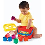Fisher-Price Brilliant Basics Baby's First Blocks – Just $6.99!