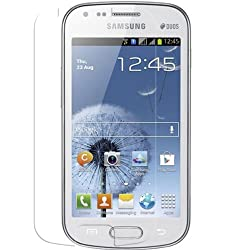 Red Qube Screen Protector For Samsung Galaxy S Dous3