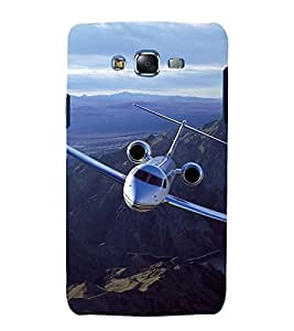 printtech Aeroplane Jet Back Case Cover for Samsung Galaxy Core Prime G360