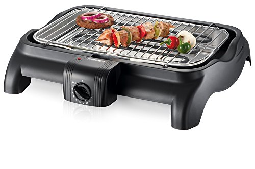 severin-1511-barbecue-de-table-2300-w-851-cm2-noir-grille-chromee-thermostat