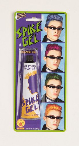 Rubie's Costume Co Neon Green Spike Hair Gel Costume