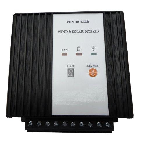 Aleko® Cd6 Charge Regulator 12V/24V Charge Controller For Wind Generator Wind Turbine