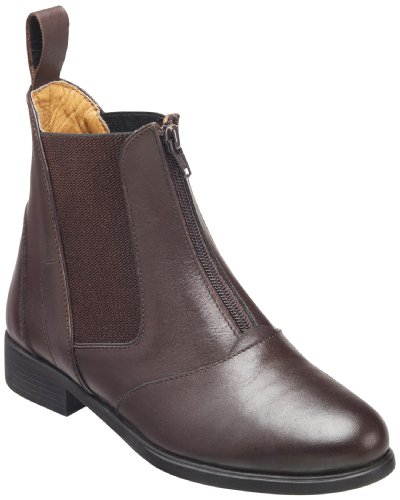 harry-hall-hartford-boots-dequitation-zippees-pour-femme-marron-marron-size-7