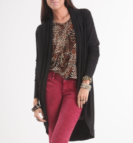Nollie Womens Cocoon Cardigan