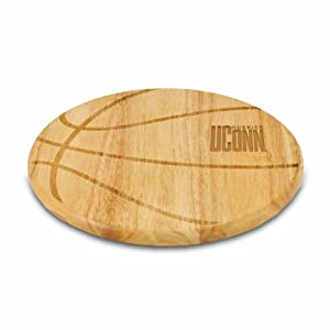 Buy NCAA Connecticut Huskies Free Throw 12-1 2-Inch Cutting Board by Picnic Time